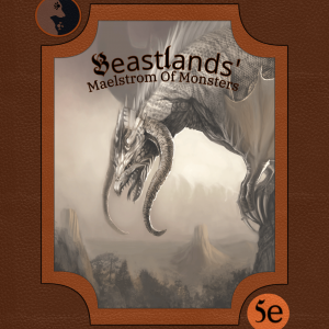 Beastlands Book Cover