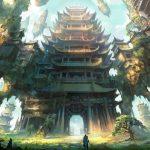 Concept art - Gate! by Il su Ko